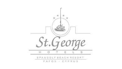 St George Hotel Paphos Logo