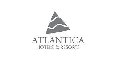 Atlantica Golden Beach Logo