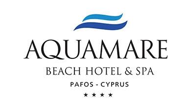 Aquamare Beach Hotel Logo