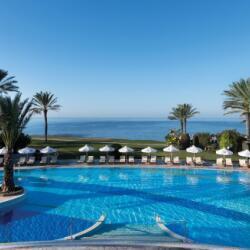 Athena Beach Hotel View