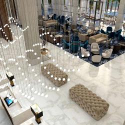 Amavi Hotel Reception