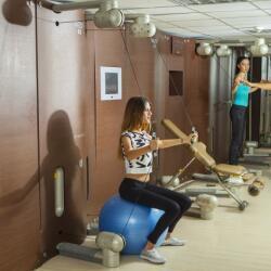 Aquamare Hotel Paphos Fitness Center