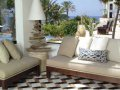 Cyprus Hotels: Azia Resort & Spa - Outdoor Lounge Area