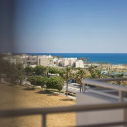 Aloe Hotel Paphos Family Side Sea View Room
